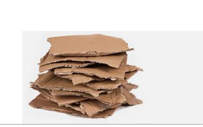 коробки отходы
