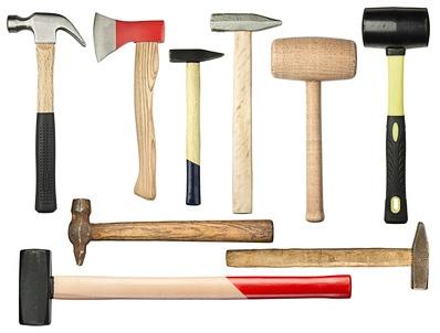 инструменты фото